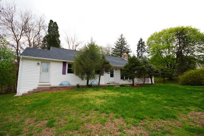Bloomsburg Single Family Home For Sale: 1195 Highland Dr