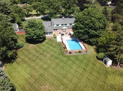 Single Family Home For Sale: 432 Hardscrabble Ln
