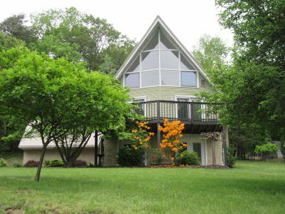 Danville Single Family Home For Sale: 45 Overlook Dr