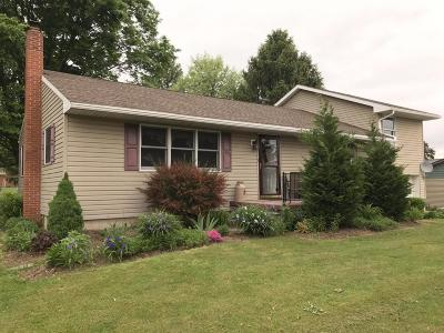 Single Family Home For Sale: 1201 State Route 254