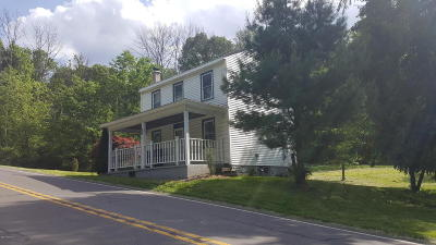 Danville PA Single Family Home For Sale: $152,500