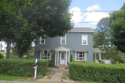 Danville Single Family Home For Sale: 12 Church Rd