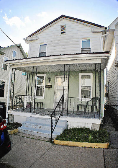 Danville Single Family Home For Sale: 407 Church St