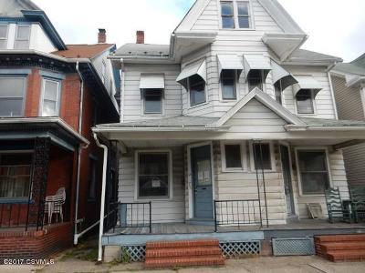 Single Family Home For Sale: 528 Chestnut St