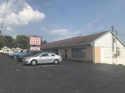 Berwick PA Commercial For Sale: $349,900