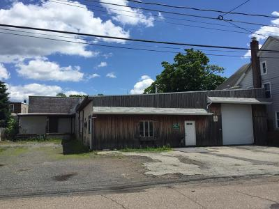Hazleton PA Commercial For Sale: $115,000