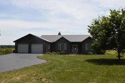 Bloomsburg Single Family Home For Sale: 255 Ellis Turner Rd