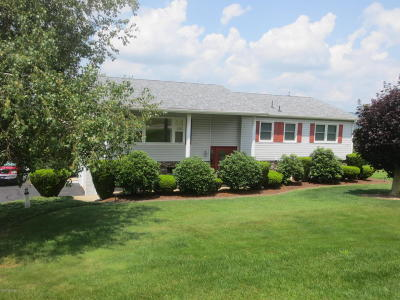 Single Family Home For Sale: 116 W Kline Rd