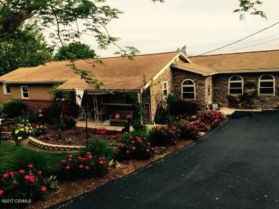 Single Family Home For Sale: 645 Inch Hill