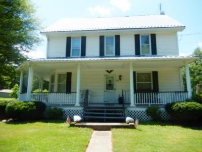 Benton Single Family Home For Sale: 635 Old Tioga Tpke