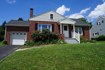Danville Single Family Home For Sale: 23 Maple St