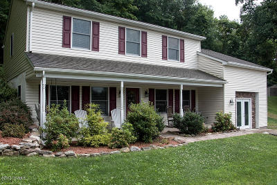 Bloomsburg Single Family Home For Sale: 680 Scenic Ave