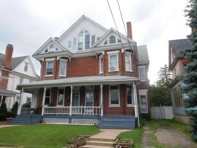 Bloomsburg Single Family Home For Sale: 145 W 5th St