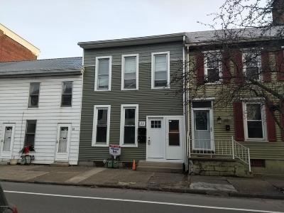 Danville Multi Family Home For Sale: 35 E Market Street