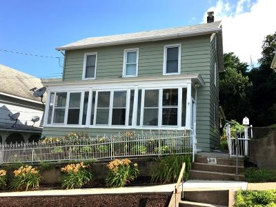 Single Family Home For Sale: 215 North St