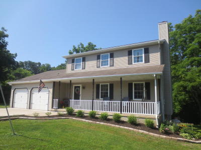 Bloomsburg Single Family Home For Sale: 288 Grovania Dr