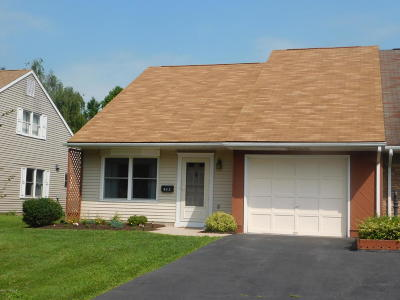 Bloomsburg Single Family Home For Sale: 219 Port Noble Dr