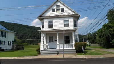 Single Family Home For Sale: 301 W Mahoning St