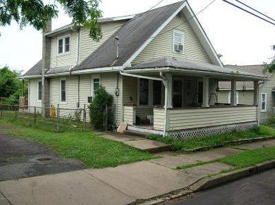Bloomsburg Single Family Home For Sale: 1105 Catherine Street