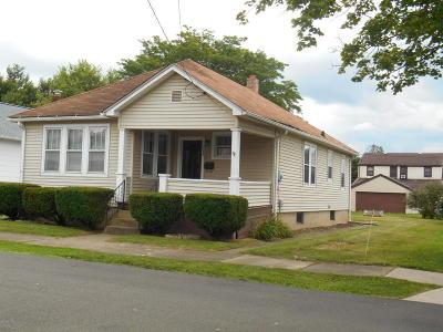Berwick Single Family Home For Sale: 714 E. Third St.
