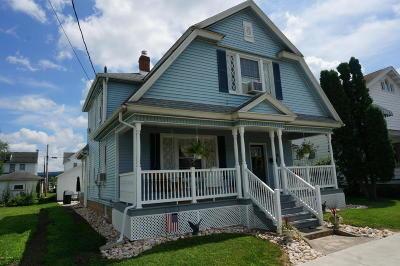 Berwick Single Family Home For Sale: 528 E 3rd St