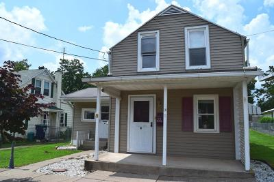 Bloomsburg Single Family Home For Sale: 12 Worman St