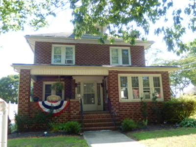 Single Family Home For Sale: 1309 N Market Street