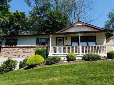 Danville Single Family Home For Sale: 11 Fulton St