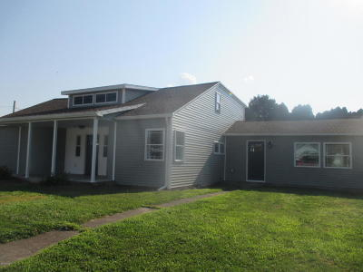 Nescopeck PA Single Family Home For Sale: $185,000