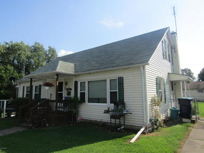 Bloomsburg Single Family Home For Sale: 2 Worman St