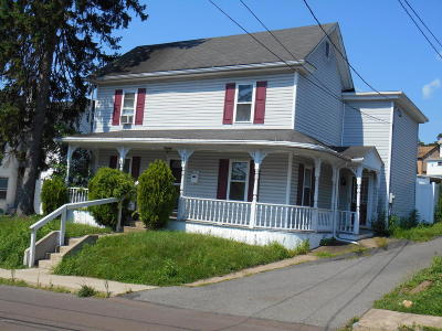 Bloomsburg Single Family Home For Sale: 343 E. First St.