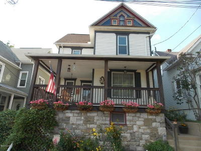 Bloomsburg Single Family Home For Sale: 317 W 4th St