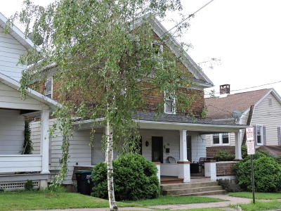 Bloomsburg Multi Family Home For Sale: 710-712 E 3rd Street