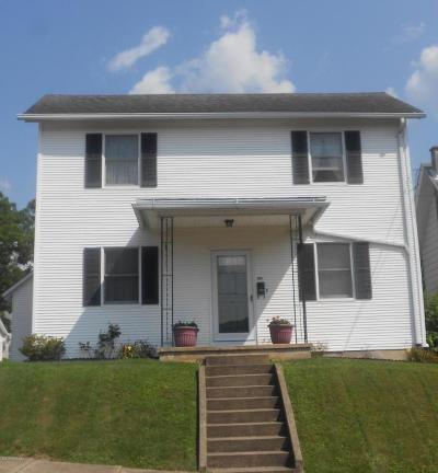 Single Family Home For Sale: 312 S 4th St