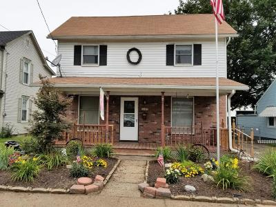 Berwick PA Single Family Home For Sale: $107,900