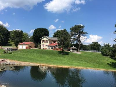 Single Family Home For Sale: 57 Sandel Rd