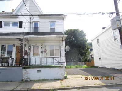 Single Family Home For Sale: 516 E Pine St