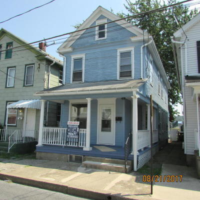 Single Family Home For Sale: 1110 Edison Ave