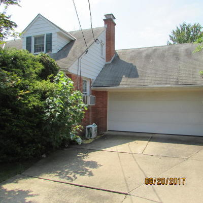Single Family Home For Sale: 645 Orange St