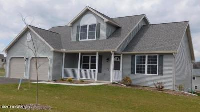 Single Family Home For Sale: 675 Augusta Drive