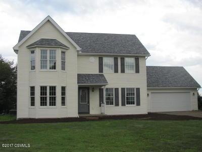 Danville Single Family Home For Sale: 16 Primrose Ct