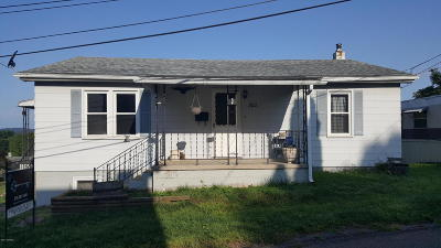 Single Family Home For Sale: 302 N Berger Ave