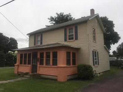Berwick Single Family Home For Sale: 341 High School Ave