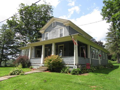 Single Family Home For Sale: 545 Zaners Bridge Rd
