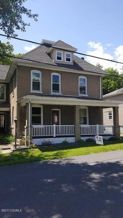 Berwick Single Family Home For Sale: 4014 N Market St