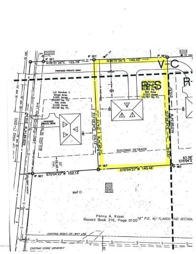 Danville Residential Lots & Land For Sale: 942 Baldtop