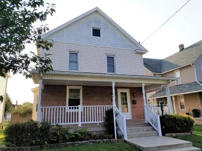 Single Family Home For Sale: 1423 Pine St