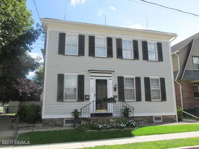 Bloomsburg PA Single Family Home For Sale: $164,900