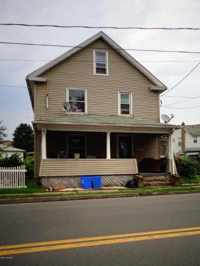 Berwick PA Single Family Home For Sale: $68,500