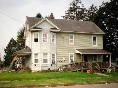 Berwick PA Single Family Home For Sale: $59,000